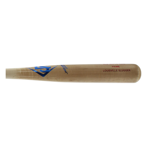 2017 Louisville Slugger MLB Prime C243 Natural Maple Wood Baseball Bat: WTLWPM243A16 Adult