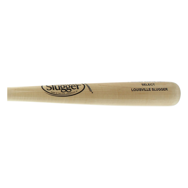 2017 Louisville Slugger Select C271 Series 7 Maple Wood Baseball Bat w/ Lizard Skin Grip: WTLW7M271A16 Adult