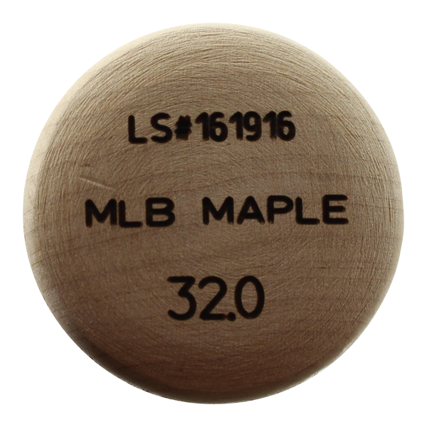 2017 Louisville Slugger Select I13 Series 7 Maple Wood Baseball Bat w/ Lizard Skin Grip: WTLW7MI13A16 Adult