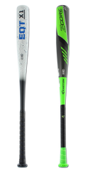 Bat Pack 2016 Adidas EQT X1 and 2016 Easton Z-CORE HMX BBCOR Baseball Bats: X1 and BB16ZA
