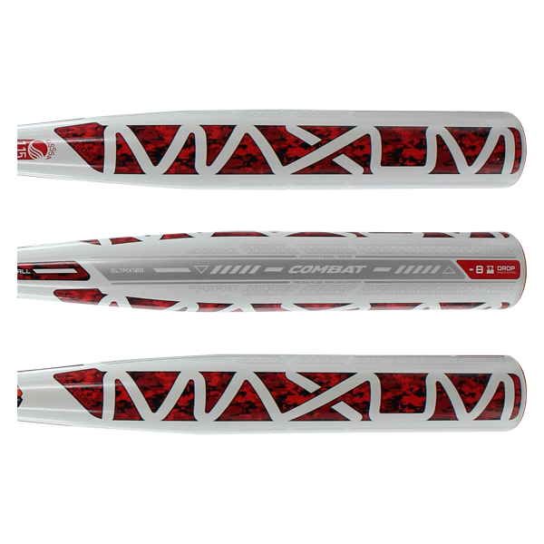 2017 COMBAT MAXUM -8 Senior League Baseball Bat: SL7MX108