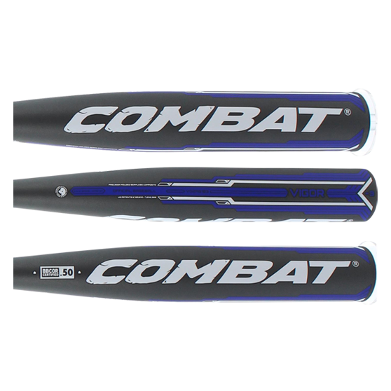 2017 COMBAT VIGOR -3 BBCOR Baseball Bat: VG2AB103