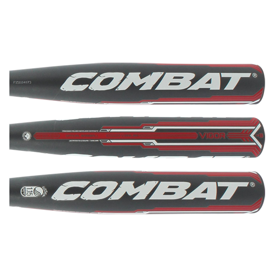 2017 COMBAT VIGOR -8 Senior League Baseball Bat: VG2SL108