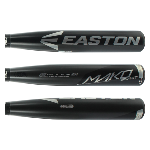 2017 Easton MAKO BEAST Senior League Baseball Bat: SL17MK10