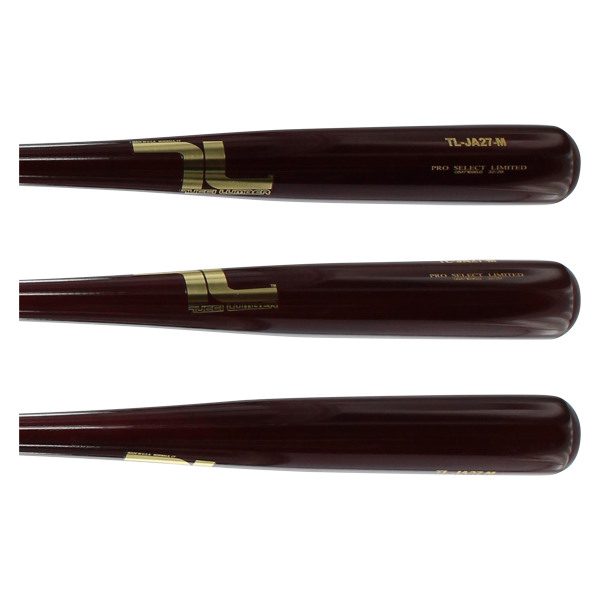 Tucci Pro Select Limited Maple Wood Baseball Bat: TL-JA27