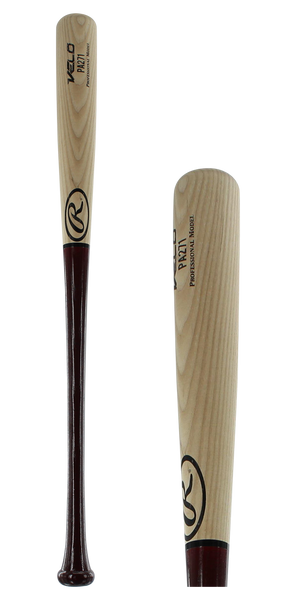 Rawlings VELO Ash Wood Baseball Bat: PA271 Adult