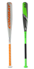 Bat Pack 2016 COMBAT VIGOR -10 and 2016 Easton S3 -10 Senior League Baseball Bats: VIGSL110 and SL16S310B