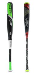 Bat Pack 2016 Easton MAKO -8 and 2016 Louisville Slugger Prime 916 -8 Senior League Baseball Bats: SL16MK8 and SLP9168