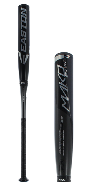 2017 Easton MAKO BEAST Youth Baseball Bat: YB17MK12