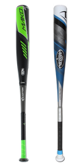 Bat Pack 2016 Easton MAKO and Louisville Slugger Catalyst Senior League Baseball Bats: SL16MK10B and SLCT152