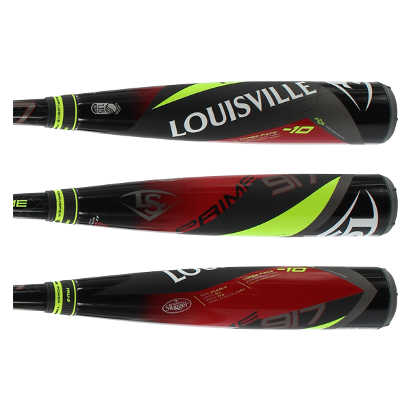 2017 Louisville Slugger Prime 917 Senior League Baseball Bat: SLP9170