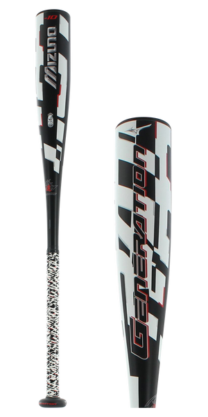2017 Mizuno Generation -10 Senior League Baseball Bat: SL17GEN10