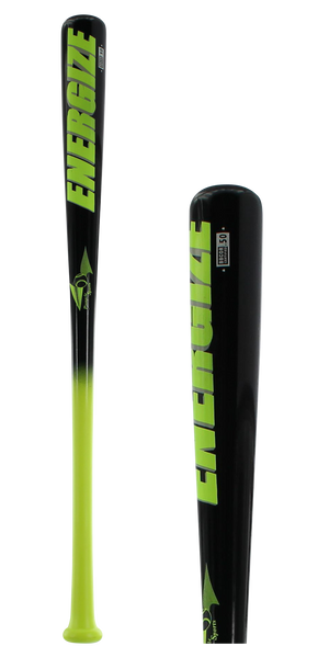 Pinnacle ENERGIZE III BBCOR Bamboo Wood Baseball Bat: HYBB-EN