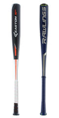 Bat Pack Easton S2Z ZCORE and 2016 Rawlings VELO BBCOR Baseball Bats: BB15S2Z and BBRV3