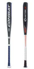 Bat Pack 2017 COMBAT VIGOR and Easton S2Z ZCORE BBCOR Baseball Bats: VG2AB103 and BB15S2Z