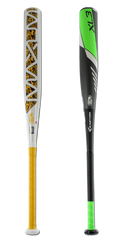 Bat Pack 2017 COMBAT MAXUM -5 and 2016 Easton XL3 -5 Senior League Baseball Bats: SL7MX105 and SL16X35