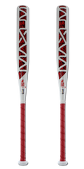 Bat Pack 2017 COMBAT MAXUM -8 Senior League Baseball Bat: SL7MX108 2-Pack
