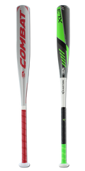 Bat Pack 2016 COMBAT VIGOR -8 and 2016 Easton XL3 -8 Senior League Baseball Bats: VIGSL108 and SL16X38