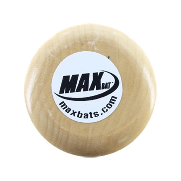 MaxBat Pro Series Maple Wood Baseball Bat: C4R Adult