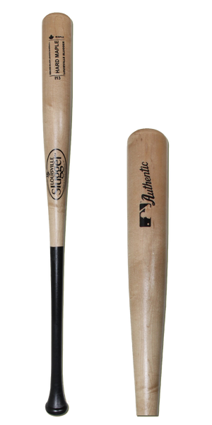 Louisville Slugger Maple Wood Baseball Bat: WBHM14-13CBN Adult