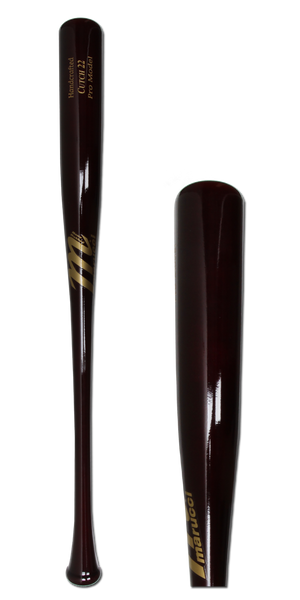 Marucci Andrew McCutchen Maple Wood Baseball Bat: CUTCH22C Cherry Adult