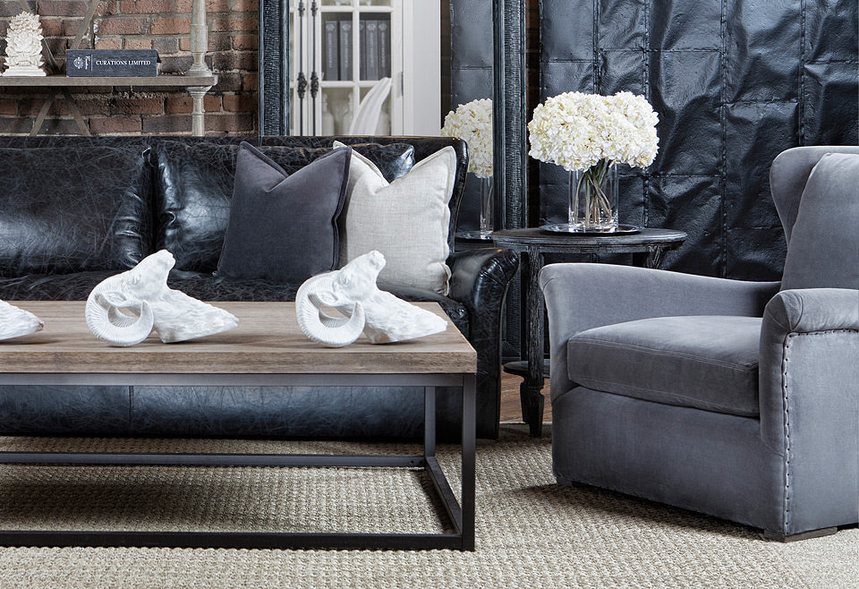 Winslow Leather Living Room Collection