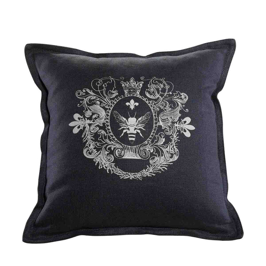 Curations Limited Indigo Pillow