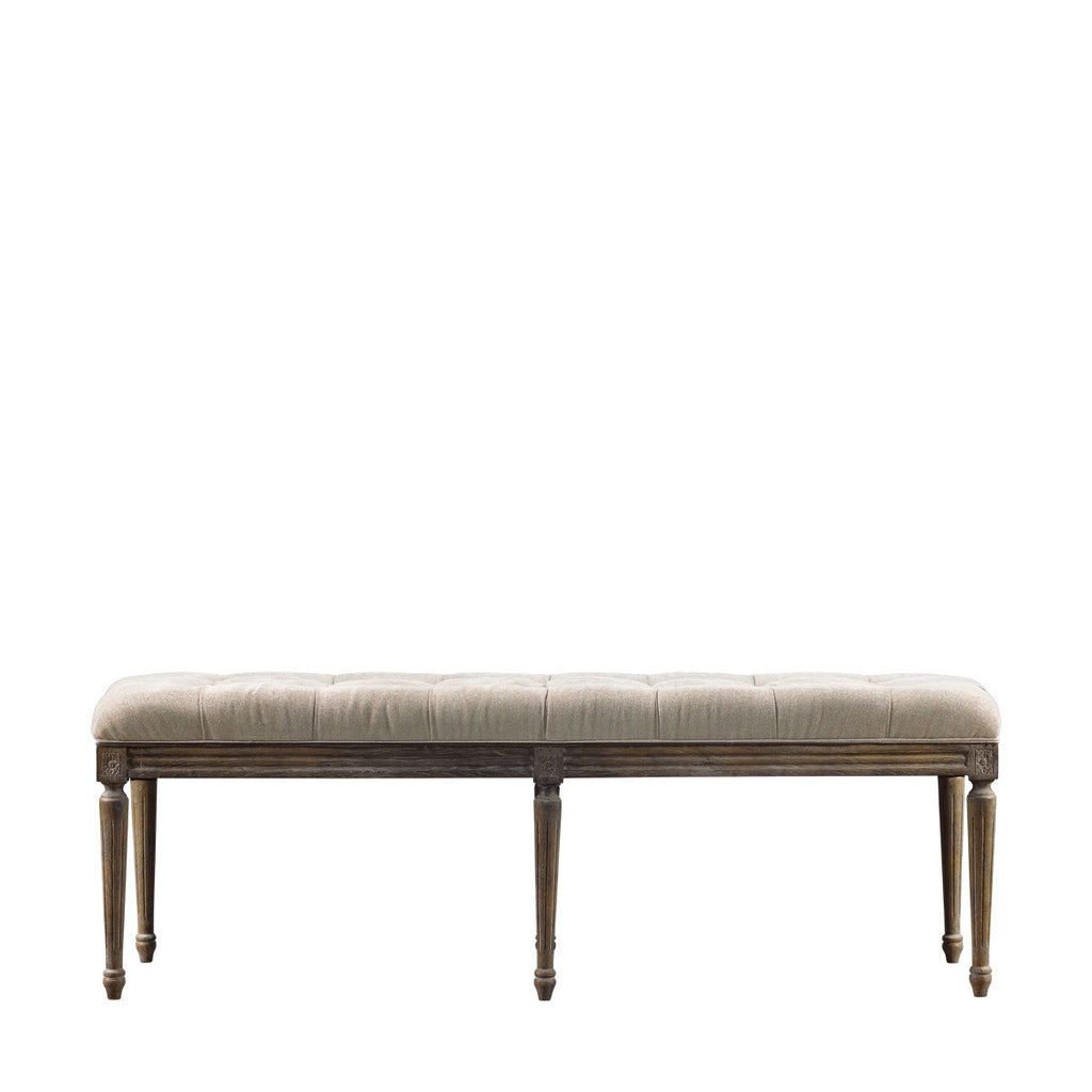 Curations Limited French Louis Bench