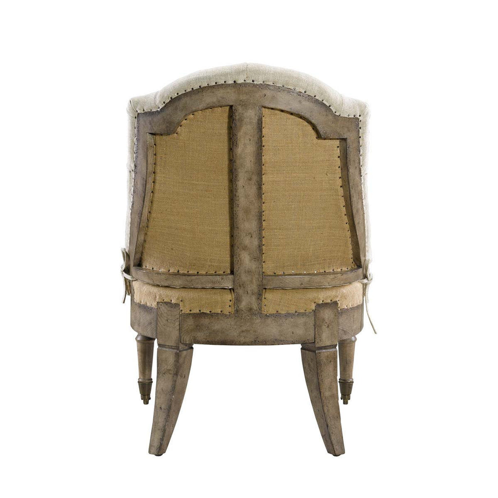 Curations Limited Deconstructed Belfort Back Chair