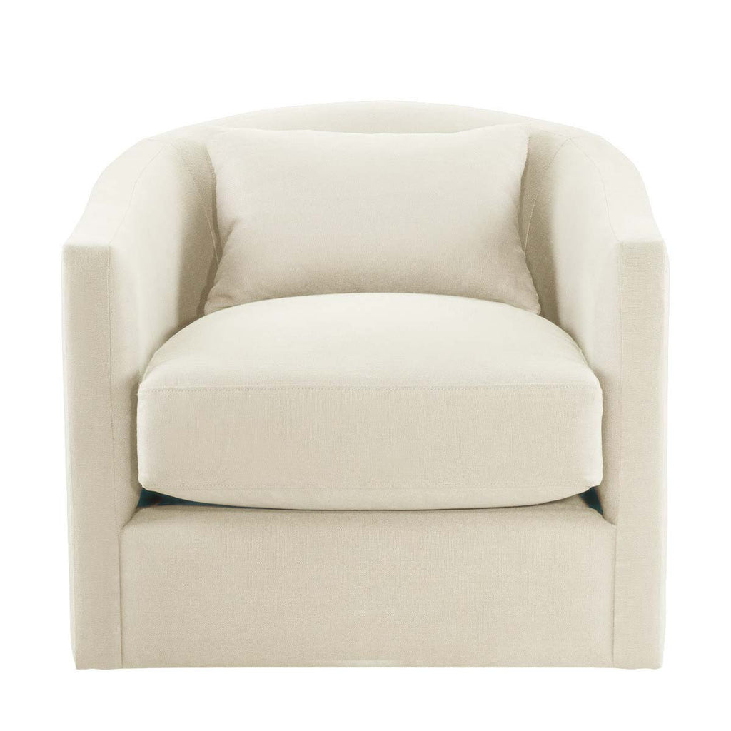 Curations Limited Auburn Swivel Chair