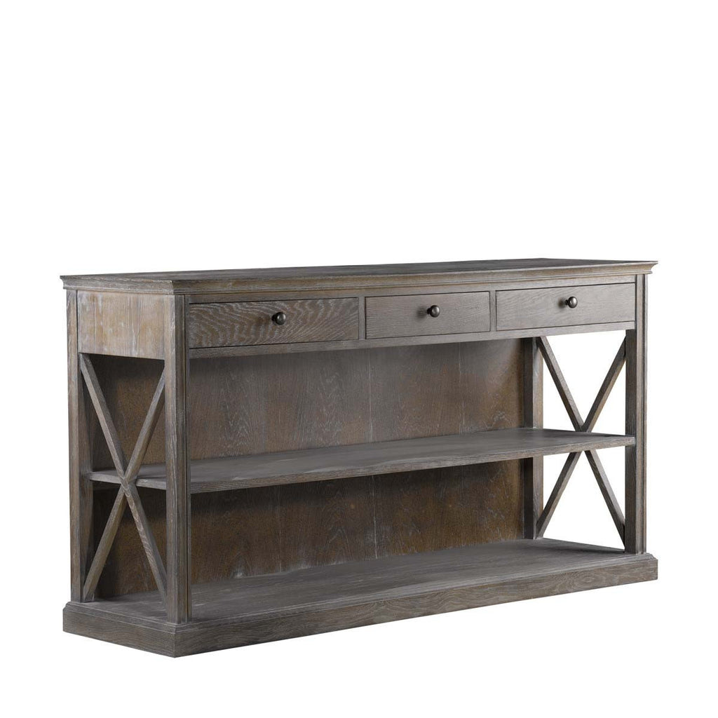 Curations Limited French Casement Console