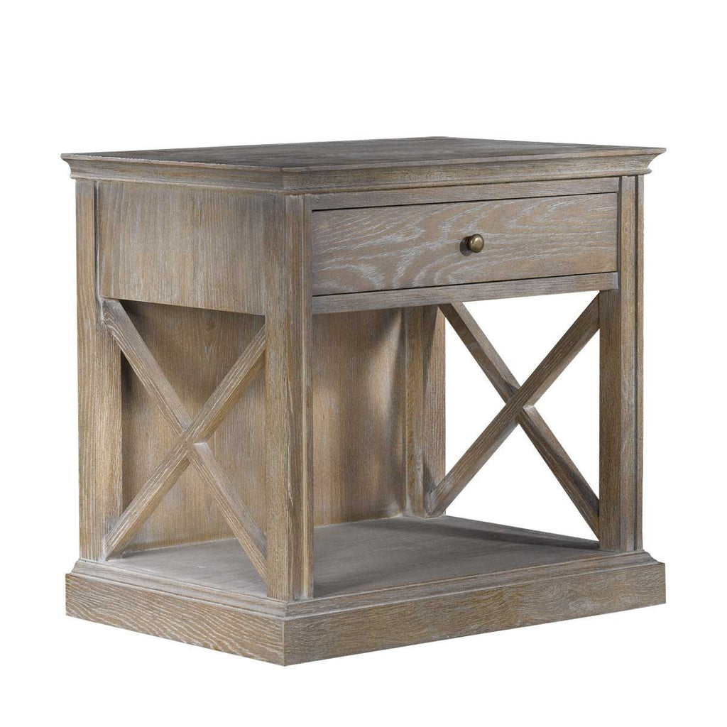 Curations Limited French Casement Accent Table