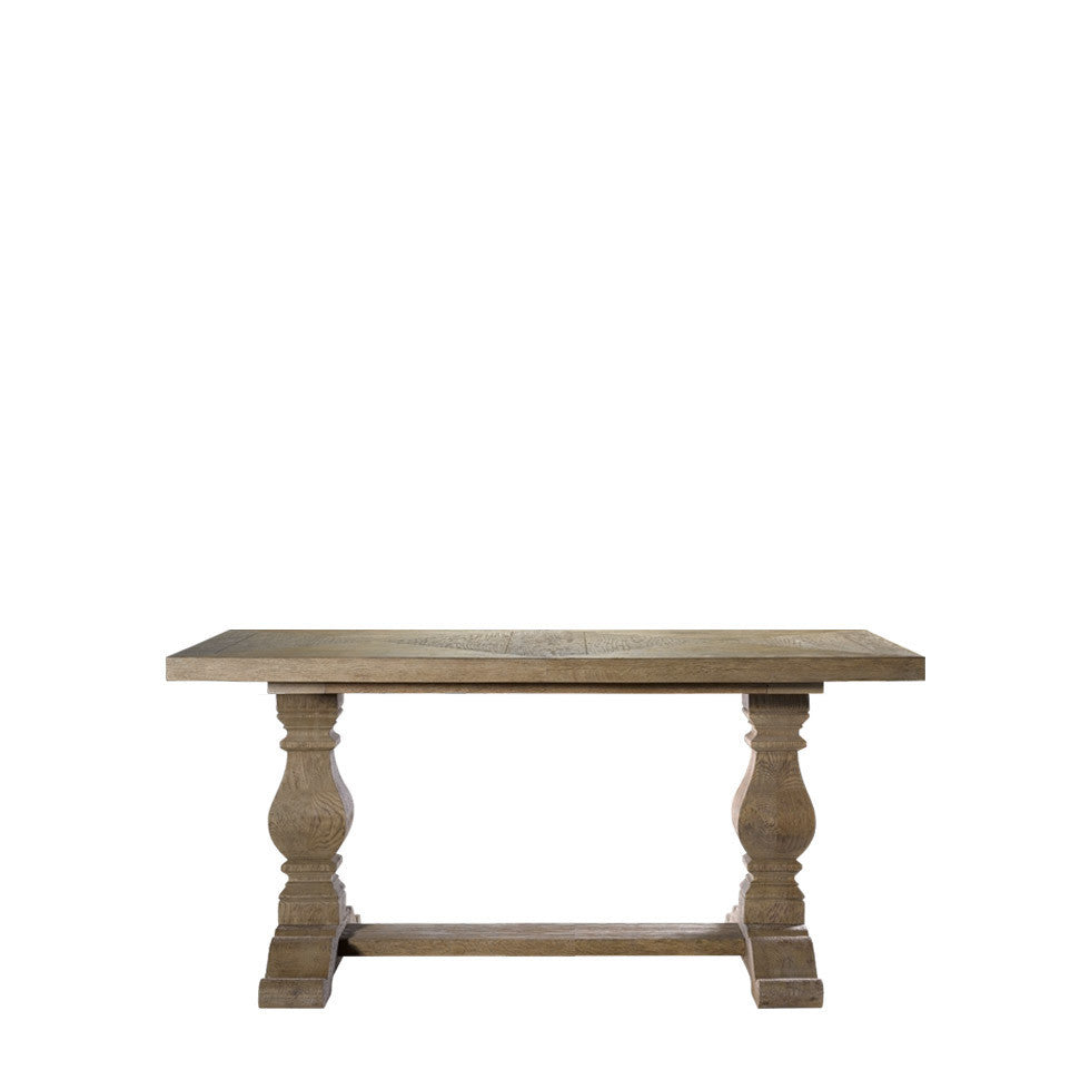 "Curations Limited 72"" New Trestle Table"