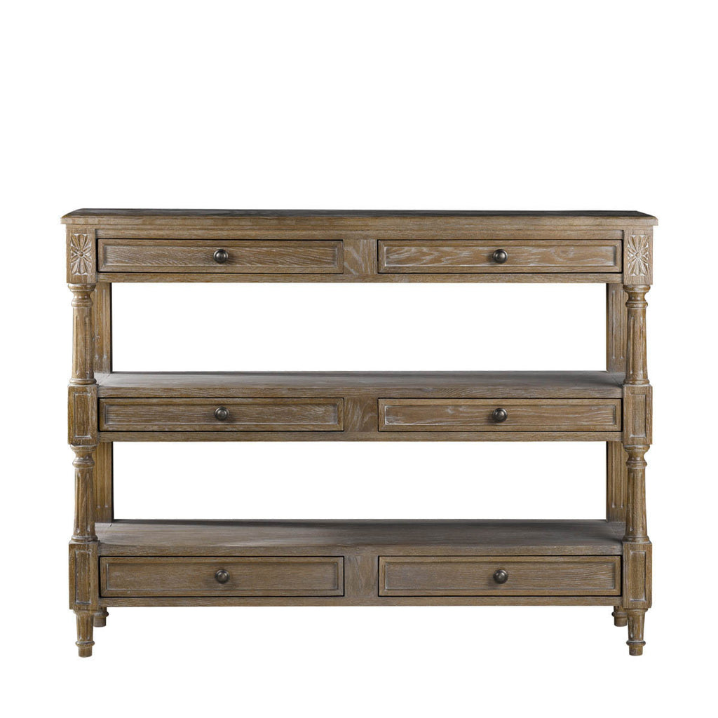 Curations Limited English Console Table