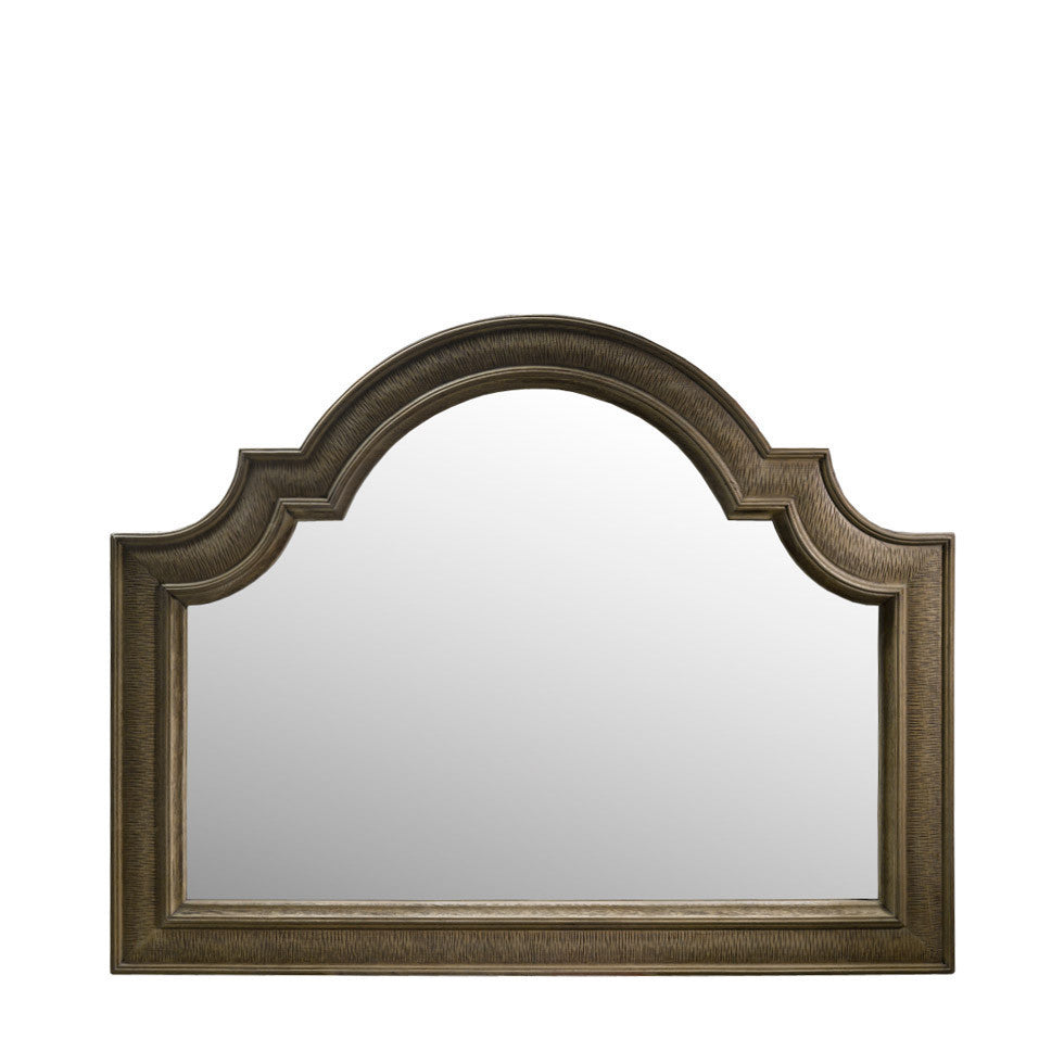 Curations Limited Trento Wide Mirror