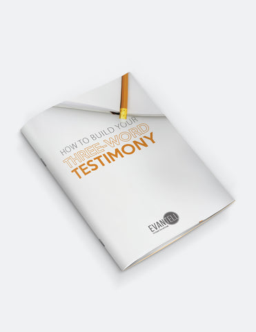How to Build Your Three-Word Testimony