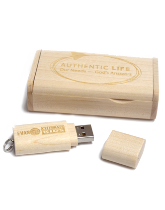 Authentic Life Training - USB
