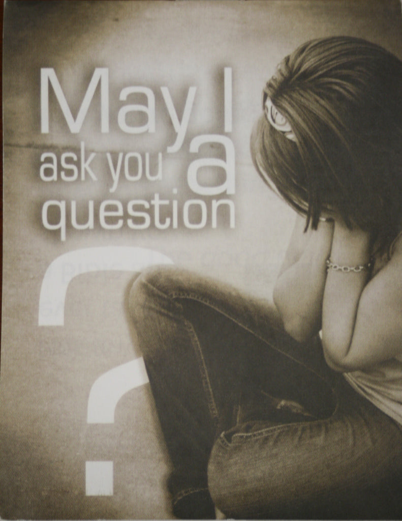 May I Ask You A Question? - Custom Operation Out Cry Single Tracts