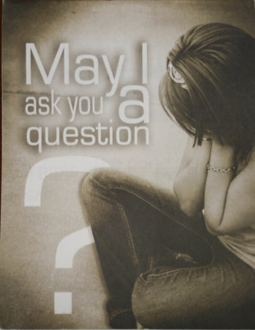 May I Ask You A Question? - Custom Operation Out Cry (25 pack)