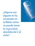 ¿Me permite hacerle una pregunta? / May I Ask You a Question?  Spanish  (Blue) (25 Pack)