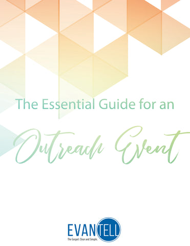 The Essential Guide for an Outreach Event (PDF format)