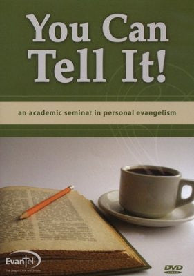 You Can Tell It! Academic Seminar (5 - DVD Set)