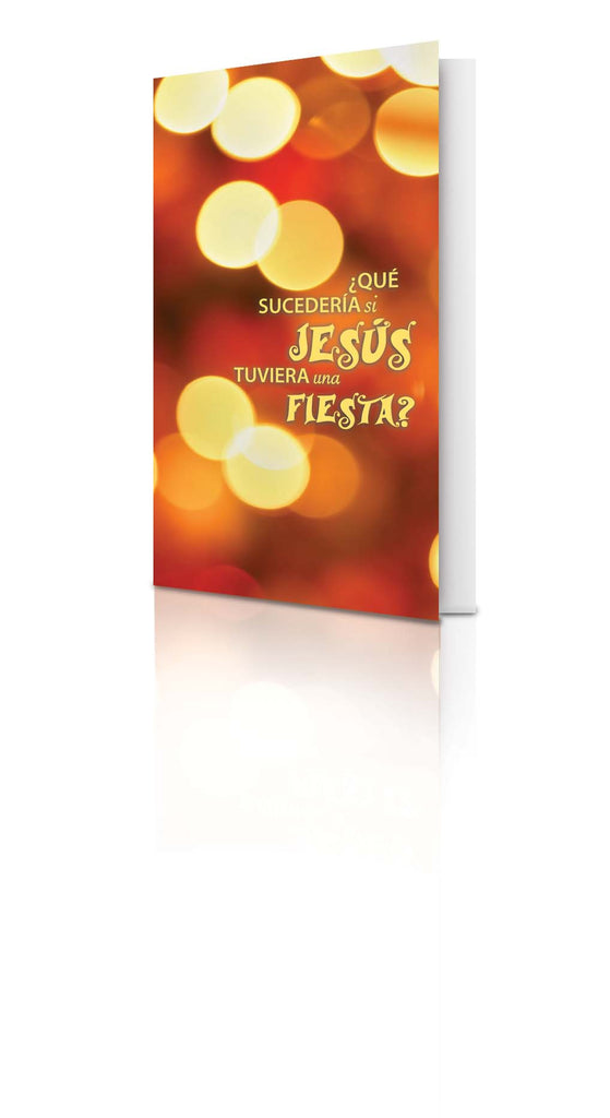 What if Jesus Had a Party? - Spanish (25 Pack)
