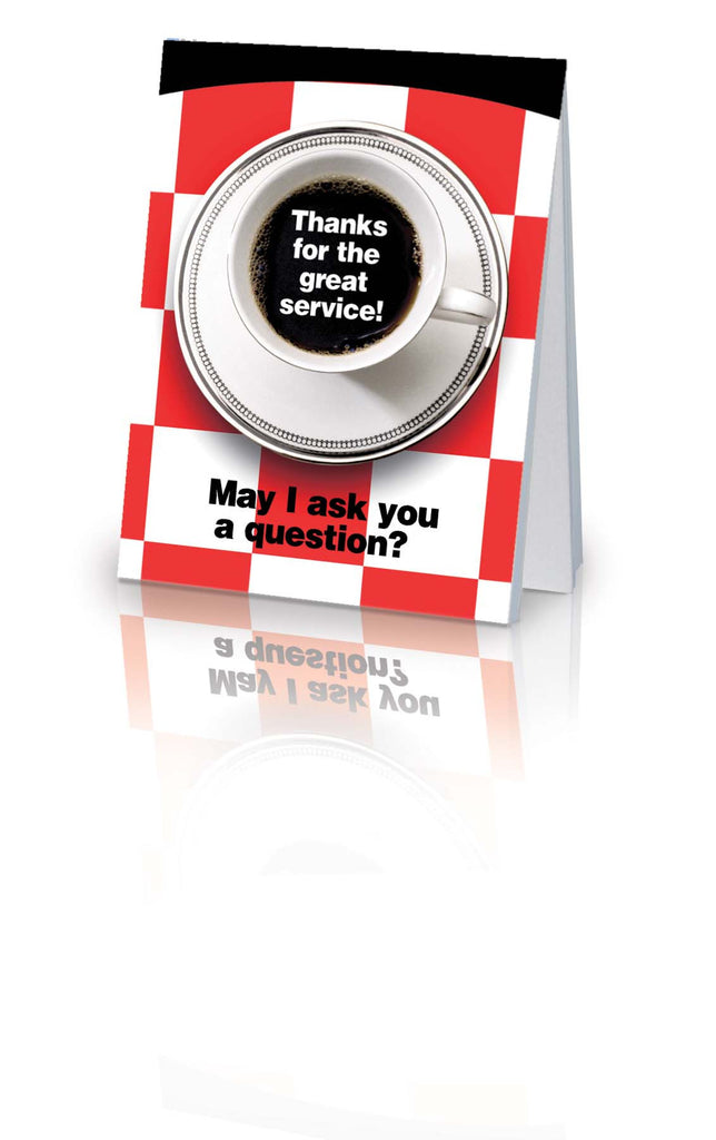 May I Ask You a Question? - Great Service (25 Pack)