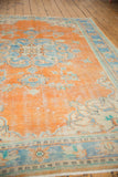 Vintage Distressed Oushak Carpet / ONH item 6578 Image 4