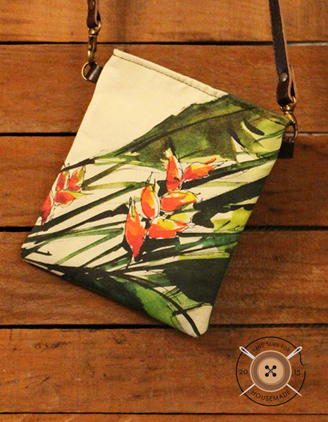 Heliconia Hip Bag