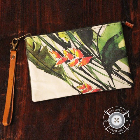 Heliconia Clutch