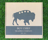 Boy Chief Blanket – Ivory