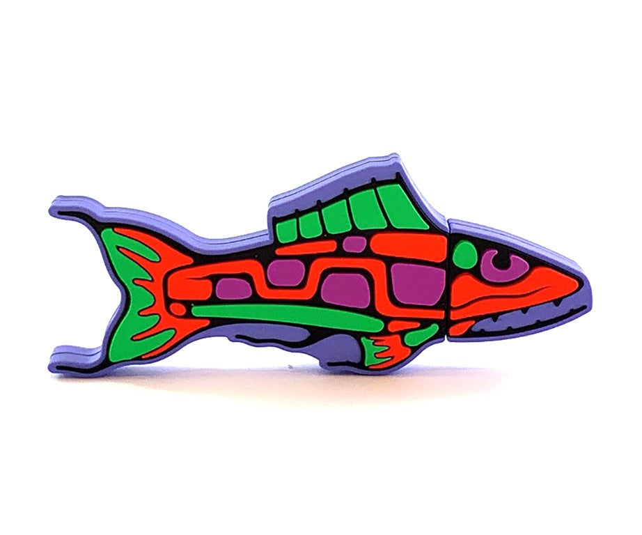 Fish Dreaming of Land USB Drive