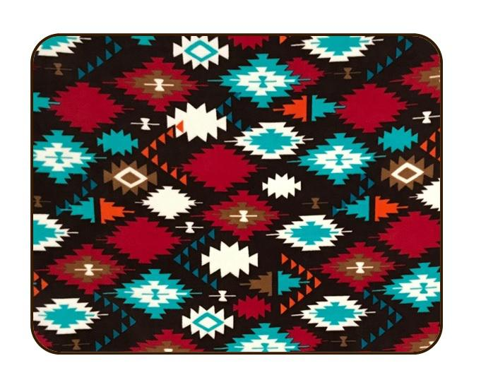 Sante Fe Cocoa Throw